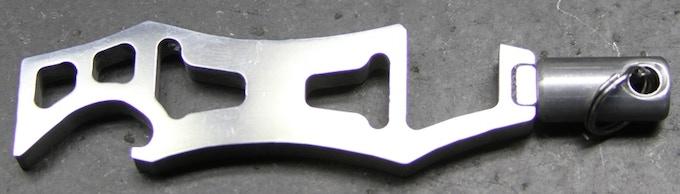The all new FSX-3A open truss 6061-T651 Aluminum bottle opener /media stand!!