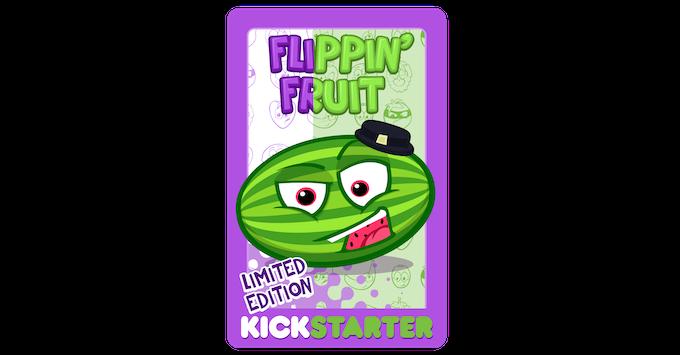 Melon Mowbray EXCLUSIVE Kickstarter card