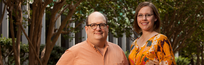 Center Centre co-founders: Jared Spool and Dr. Leslie Jensen-Inman