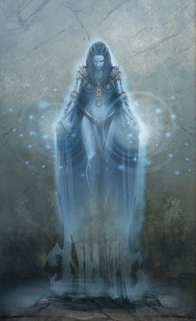 Nexus, the Lost Goddess of Terminus