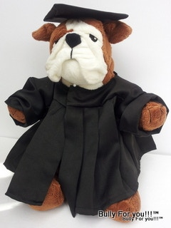 Customer requests to reserve a Bulldog for them began in September 2013!!!  Our Phase I launch is scheduled for March 2014 to meet May and June graduations nationwide!!!