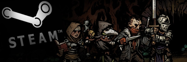 Darkest Dungeon will be distributed on Steam! We are also looking into other awesome distribution partners.