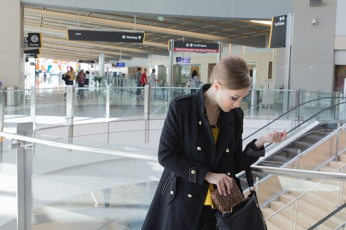 Airsafe Carryon will fit in your purse.