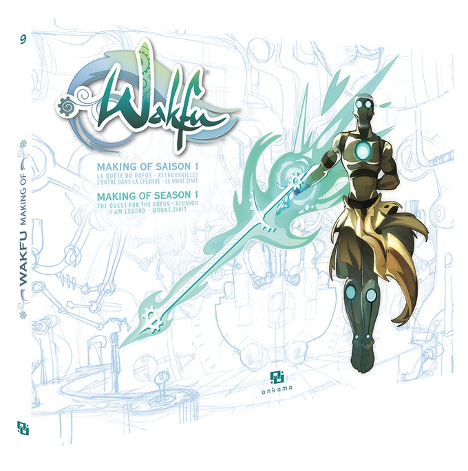 WAKFU: The Animated Series by Ankama — Kickstarter