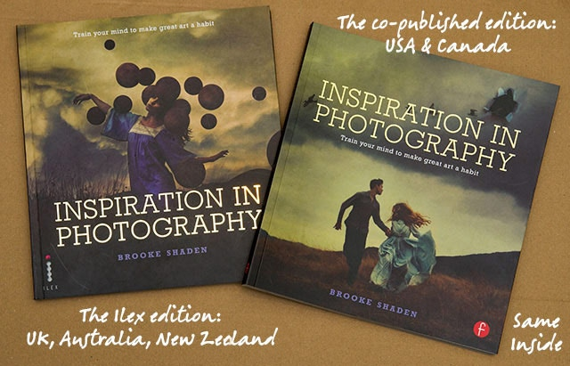 Ilex books often feature different covers in different markets.