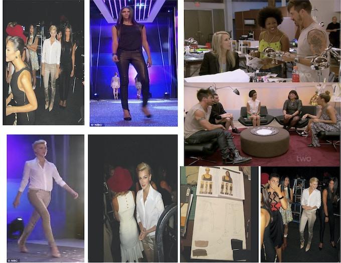 Behind the scenes NBC's Fashion Star