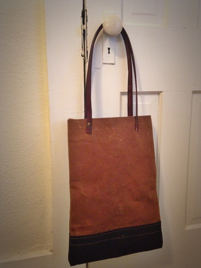 010369c0b9ae Waxed Canvas   Leather. American. Sturdy. by Sturdy Brothers ...