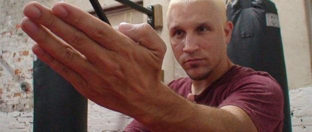 Jae Greene- stunt coordinator, mixed martial artist, wire rigging dude