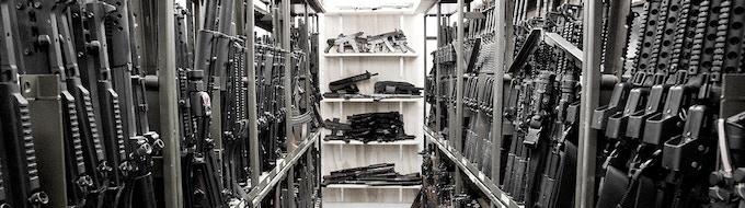 """guns. i need guns"" The Specialists Ltd delivers!"