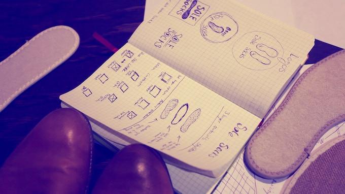 Brainstorming & design ideas