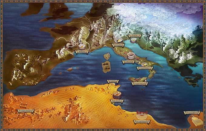 Rome 260 CE