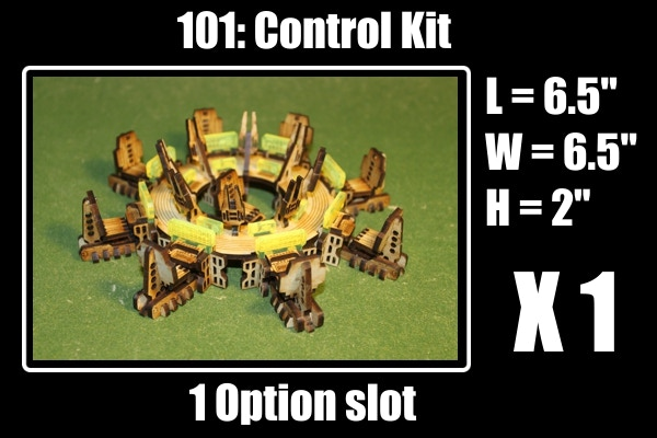 Control room kit, come with 1 round table, 8 computer terminals and 9 chairs
