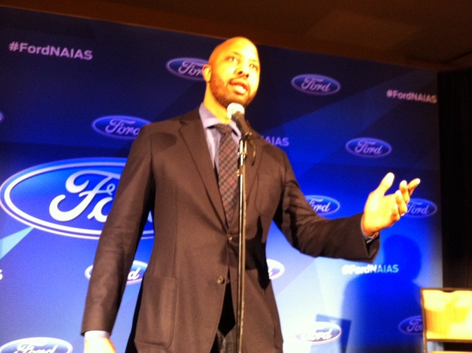 Hosting at Ford Motor Company