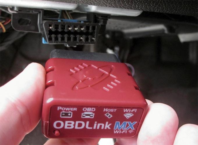 OBDLink MX WiFi: A Wireless Gateway to Vehicle OBD Networks