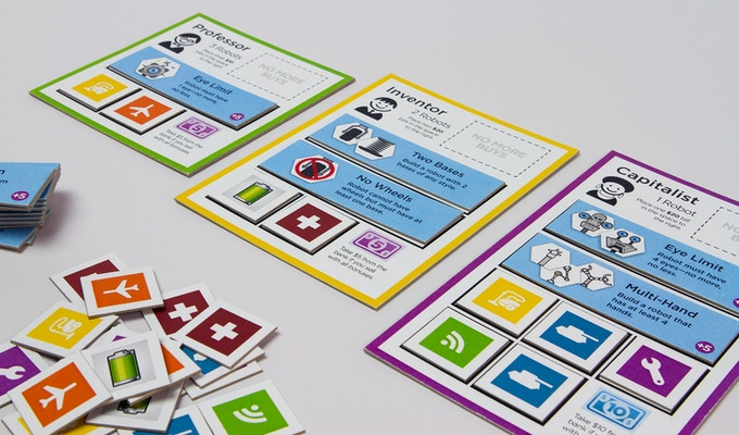 Buyer Boards, Requirement Tiles, and Bonuses