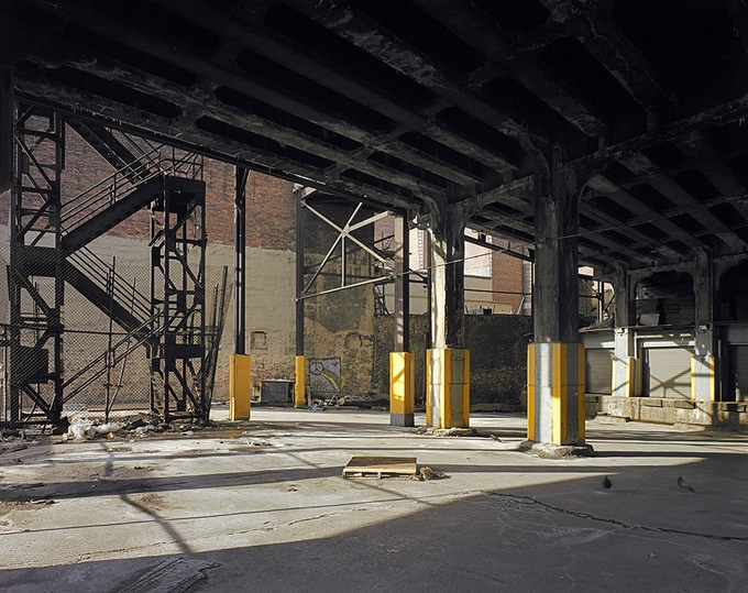 Under the High Line 1985