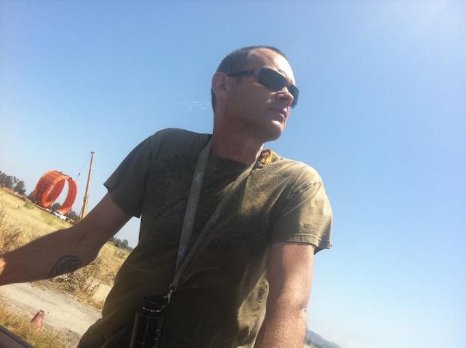 Kev Robertson, Co-Producer