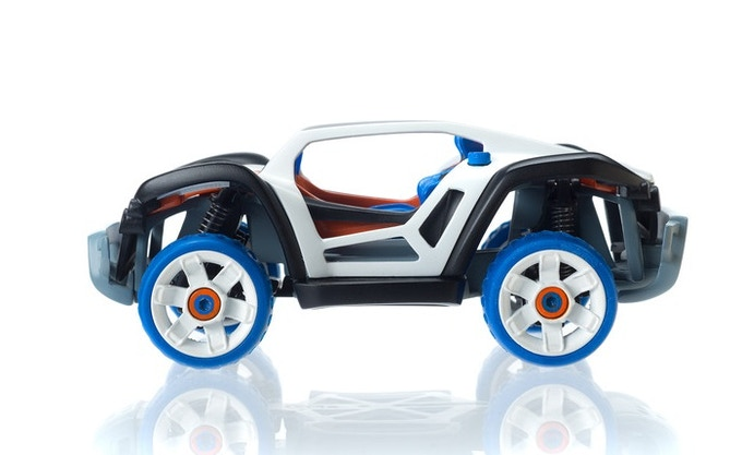 MODARRI CARS: REAL SUSPENSION, REAL STEERING, HIGH GRIP TIRES & DURABLE CONSTRUCTION
