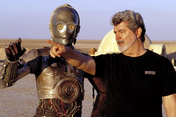 George Lucas came up with the famouse name R2 D2 with the help of is field jounal
