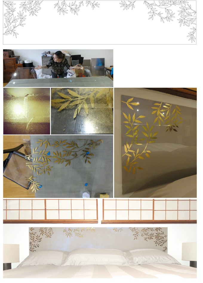 Hand Crafted Glass Finishes Contemporary Art Deco