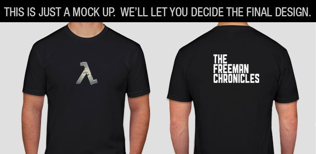 We'll post more designs as the campaign progresses.