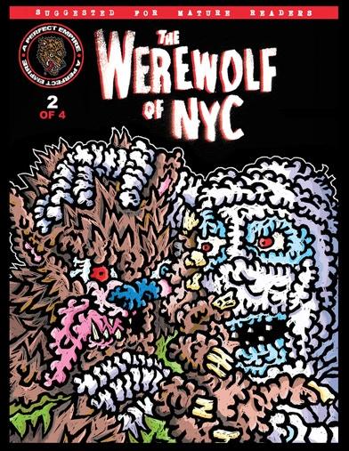 Werewolf of NYC #2