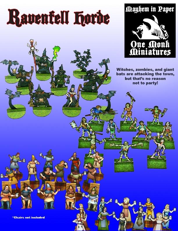 RAVENFELL 28mm Fantasy Village by Tom Tullis — Kickstarter
