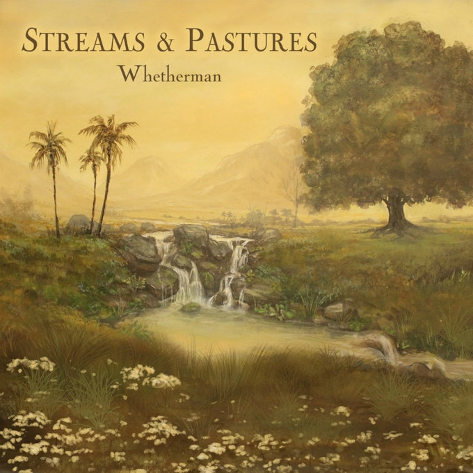 'Streams and Pastures' (2013)- Album Artwork by Aaron Marable (www.Marablestudios.com)