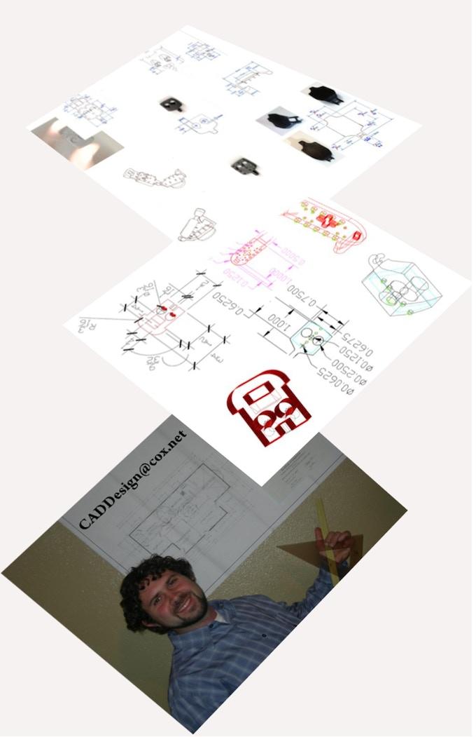 Our CAD designer - David Chmelecki