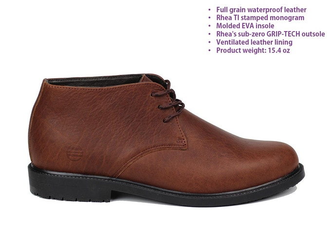 Classic Boots - Smoked Brown