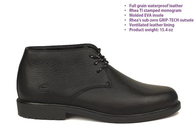 Classic Boots - Satin Black