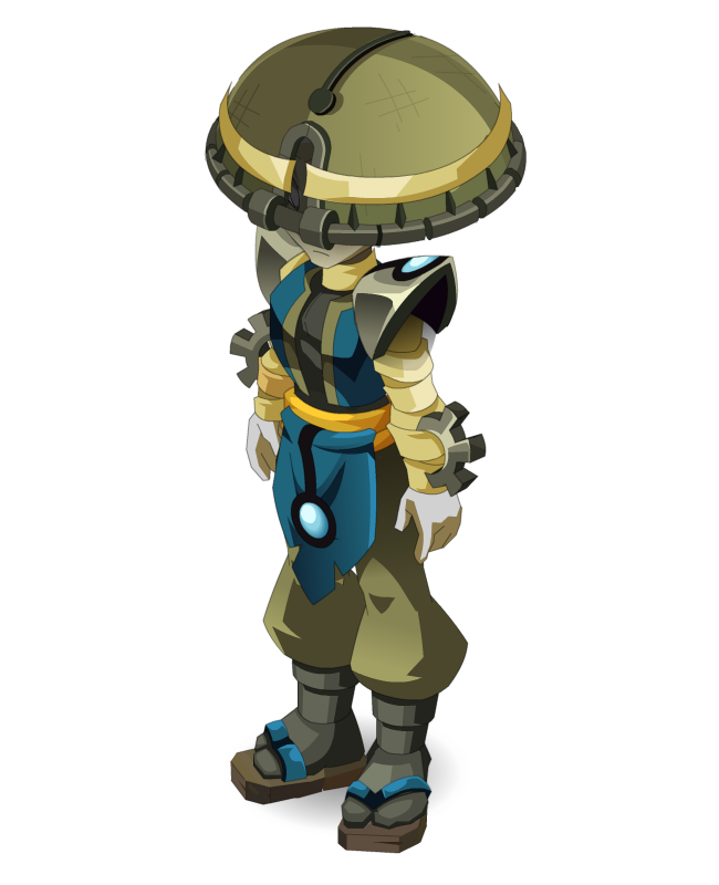 Nox's Hat - This item is not only a hat, but a complete costume that will allow your Wakfu character to dress-up as Nox!