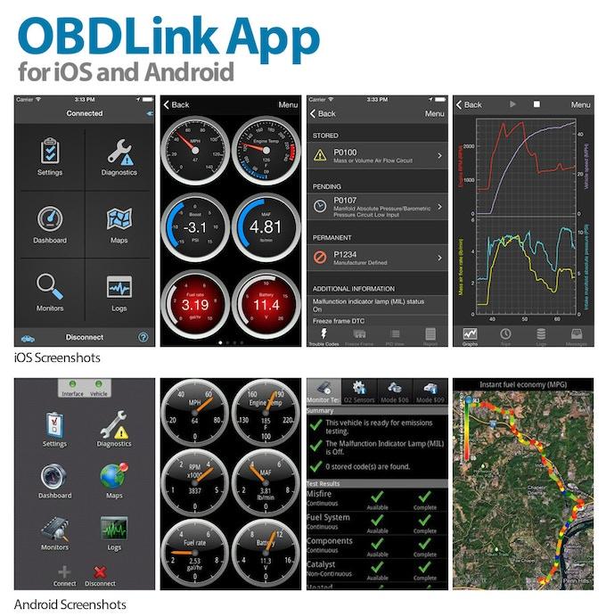 OBDLink MX WiFi: A Wireless Gateway to Vehicle OBD Networks by OBD