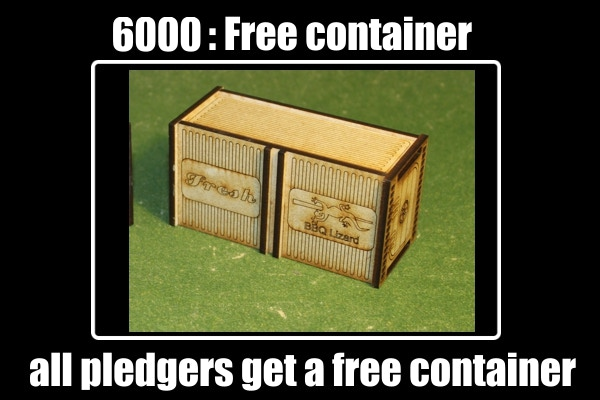 free shipping container for every one