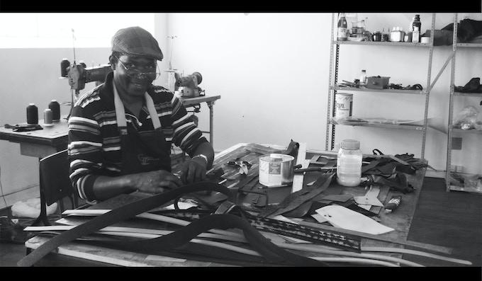 Agustine Mziz, Head Craftsman