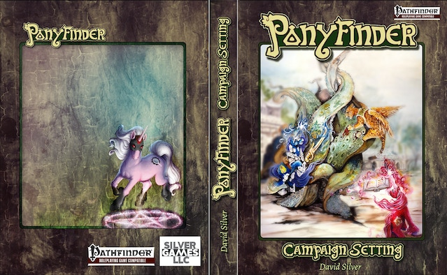Ponies for Pathfinder, Setting Handbook by Silver Games LLC