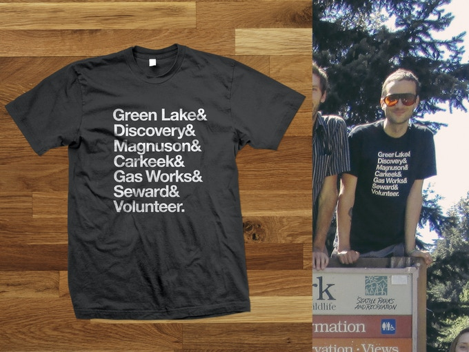 T-shirt reward