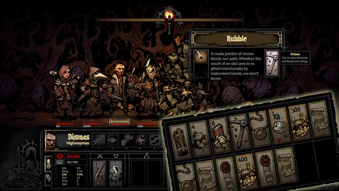 darkest dungeon how to go trinket hunting