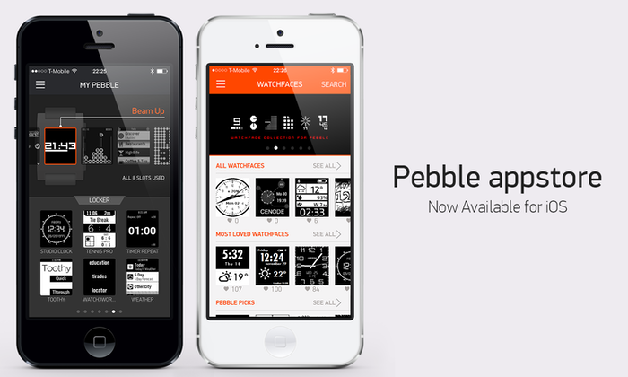 Pebble: E-Paper Watch for iPhone and Android by Pebble