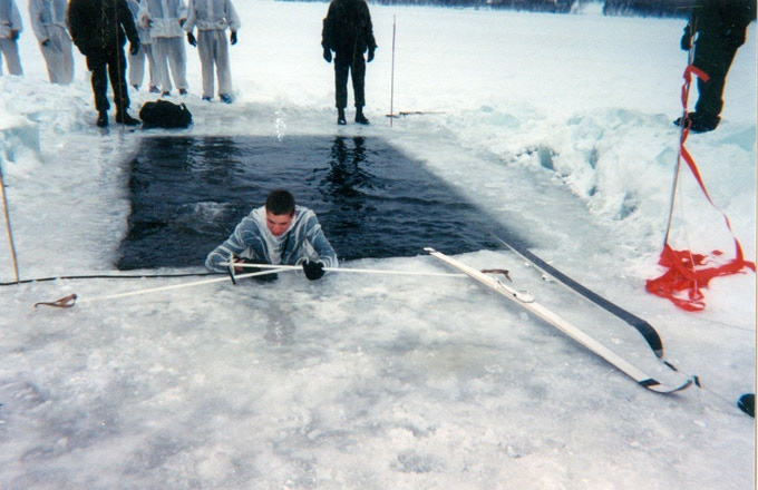 Norway Arctic Warfare Training!