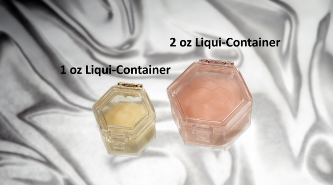 Airsafe Carryon's unique Liqui-Containers are BPA-free and made from food-grade plastic that is dishwasher safe and guaranteed water-tight.