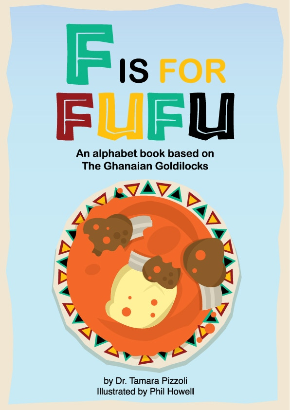 F is for Fufu cover