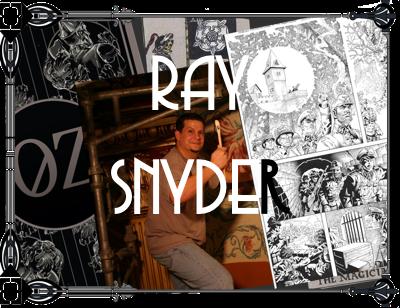Ray Snyder