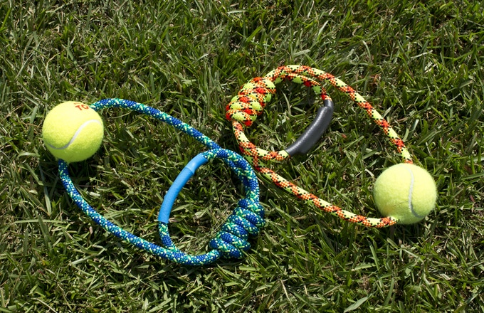 The Tugachuk™ (Reward #2). Collect different colors and designs! Did you know every tennis ball is hand picked from the woods surrounding Atlanta's tennis courts. No tennis ball will be left to the wild!