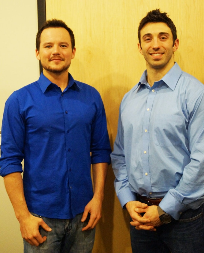 Michael Tunney - Manufacturing Engineer, Brendan Ridings - Corrective Exercise Specialist