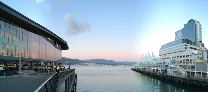 (Site of Vancouver Sculpture)
