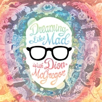 Dreaming Like Mad cover by Kerry Zentner (2014)