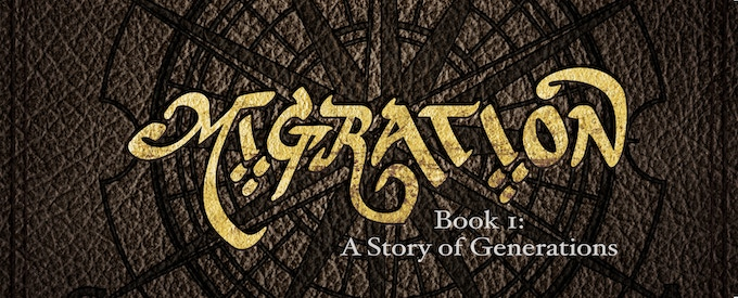 Migration Book I: A Story of Generations was released on The Game Crafter over a year ago and gained a lot of traction (see our story for details)