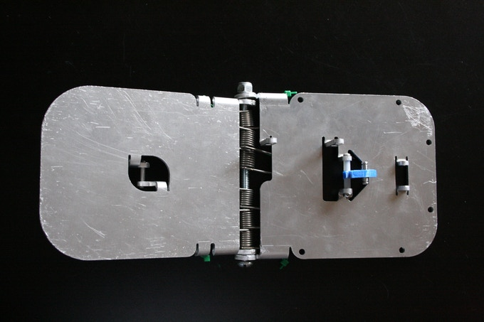 First metal prototype version