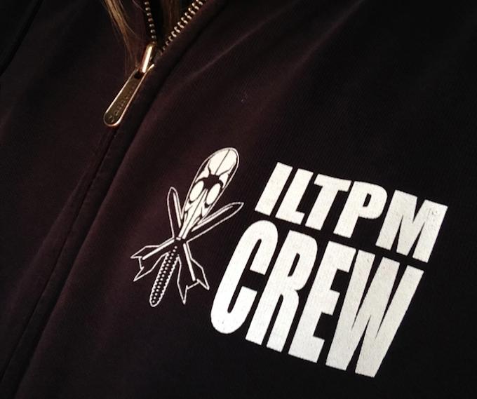 ILTPM Crew Hoodie